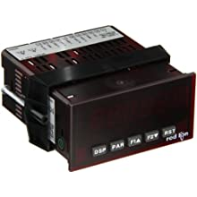 Red Lion PAXI 1/8 DIN Counter and Rate Panel Meter, 6 Digit LED Display, 50/60 Hz