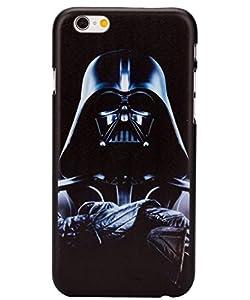 Unendlich U Schmuck ideal Geschenk für Weihnachten Retro Painting Gespenst/Schädel mit Handy Schutz Hülle für iPhone 6 4,7 Zoll