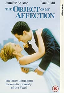 The Object Of My Affection [VHS] [1998]