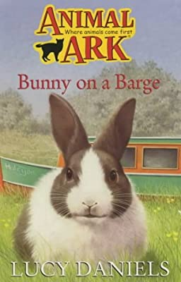 Bunny-On-A-Barge-Animal-Ark-Daniels-Lucy-Used-Good-Book