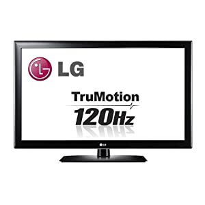 LG 47LK520 47-Inch 1080p 120 Hz LCD HDTV
