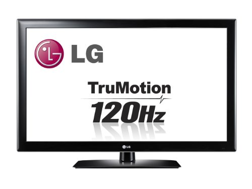 LG 42LK520 42-Inch 1080p 120 Hz LCD HDTV