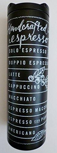 Starbucks Espresso Chalkboard Tumbler, 16 Fl Oz (Espresso Chalkboard Tumbler compare prices)