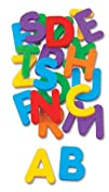 Supersized Magnetic Uppercase Letters
