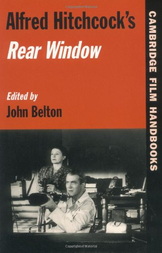 Alfred Hitchcock's Rear Window (Cambridge Film Handbooks)