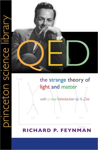 Title: QED: The Strange Theory of Light and Matter (Princeton Science Library)