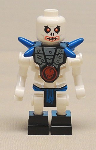 DEAL OF THE DAY!!! DO NOT MISS OUT!NEW Lego KRAZI NINJAGO Minifig BRAND NEW Skeleton ninja guy 2116 - 1