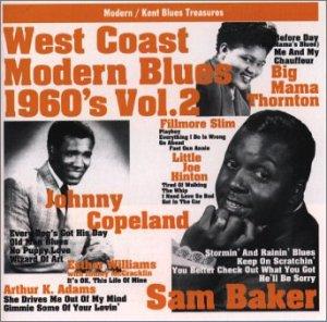 Vol. 2-West Coast Modern Blues 1960's