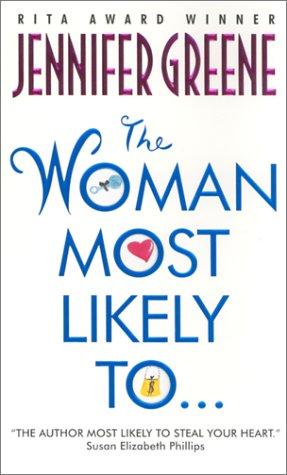 The Woman Most Likely To... (Avon Light Contemporary Romances), JENNIFER GREENE
