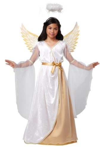 California Costumes Guardian Angel Child Costume