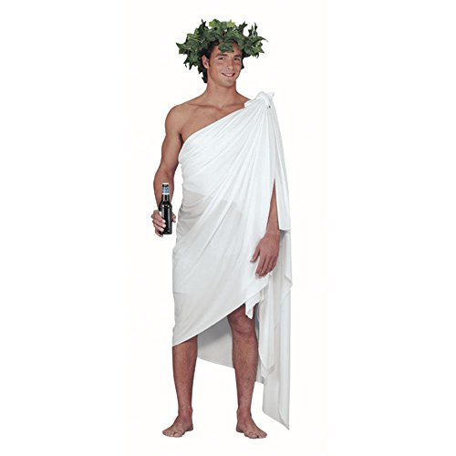 Adult's Toga Costume Set