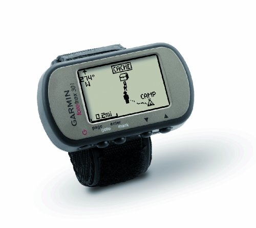 Garmin Foretrex 301 Waterproof Hiking GPS