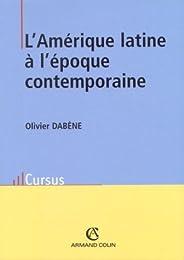 L' Amérique latine à l'époque contemporaine