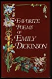 Favorite Poems Of Emily Dickinson