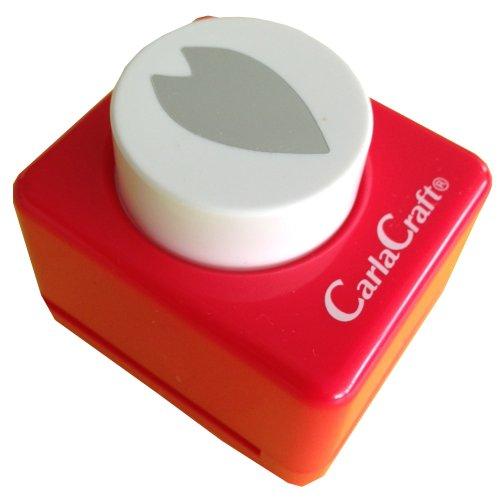 カール事務器  ミドルサイズクラフトパンチCP-2サクラ-A
