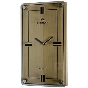 Reloj Pared Blumar 908-0020 Madera y Cristal de Blumar