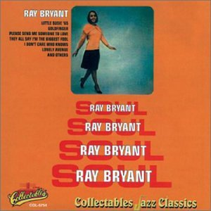 CD : RAY BRYANT - Soul