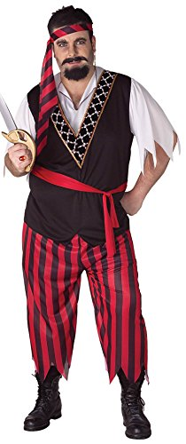 Forum Novelties Men's Pirate Costume