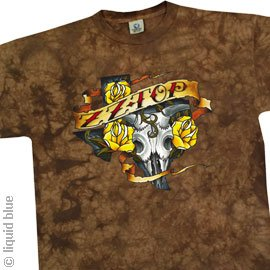 ZZ Top Texas Trio T-Shirt (Tie-Dye) - Buy ZZ Top Texas Trio T-Shirt (Tie-Dye) - Purchase ZZ Top Texas Trio T-Shirt (Tie-Dye) (theCombi, theCombi Mens Shirts, Apparel, Departments, Men, Shirts, Mens Shirts, T-Shirts, Mens T-Shirts)