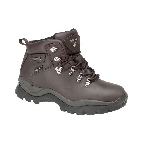 Mirak Nebrasaka Womens Hiker Boot / Ladies Hiking Boots (7 Us) (Crazy Horse)