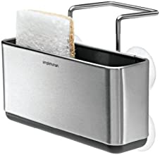 simplehuman Slim Sink Caddy, Stainless Steel