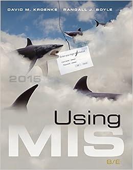 Using mis david kroenke 4th edition