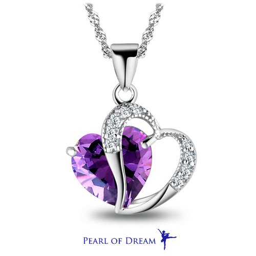 A Heart Full of Love Sterling Silver Pendant Necklace