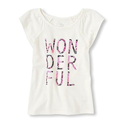 The-Childrens-Place-Girls-T-Shirt-(2048942CU_Cloud_XL/14)