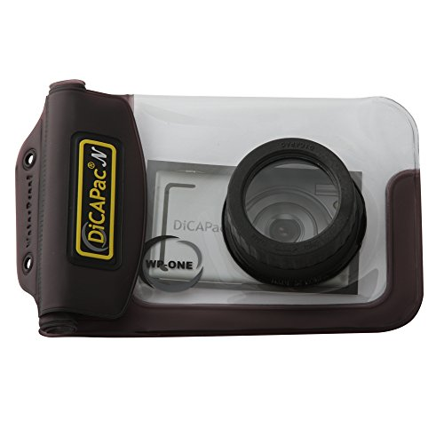 Dicapac-WP-ONE-Point-Shoot-Digital-Camera-Waterproof-Case