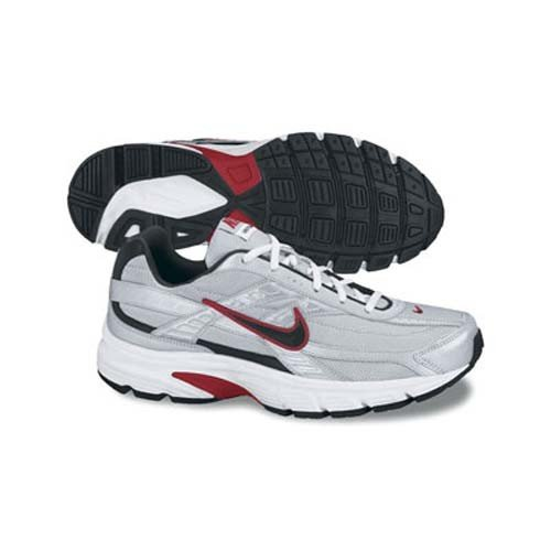low priced c673a 988e4 Hot Deals Nike INITIATOR 394055-001 Silver Red 8.5 Medium