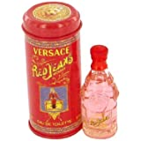 RED JEANS by Gianni Versace EDT .25 OZ MINI for WOMEN