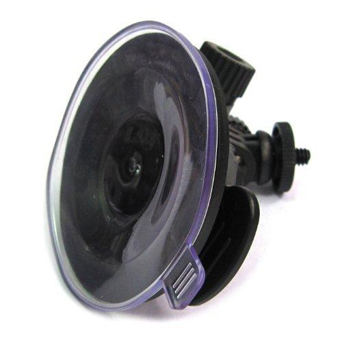 wocharger tm windshield dashboard camera suction mount car tripod holder wind 1 4 20 tripod. Black Bedroom Furniture Sets. Home Design Ideas