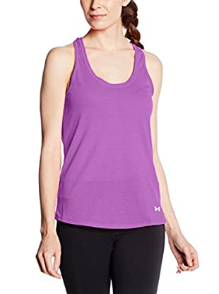 Under Armour Top Threadborne Streaker (Morado)