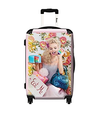 Ikase 24 Eat Me By Lollipops Rolling Luggage, Multi