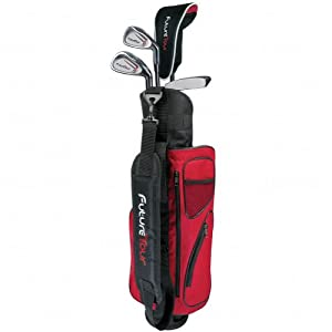 Orlimar Junior Future Tour Set 1Wd/2Irns/Putter/Bag Graphite Right