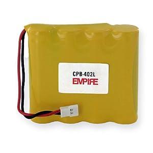 Radio Shack ET-539 Cordless Phone Battery 1X4AA/L - 4.8 Volt, Ni-CD 700mAh - Replacement Battery