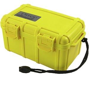 OTTERBOX 2500 SERIES YELLOW WATERPROOF CASE