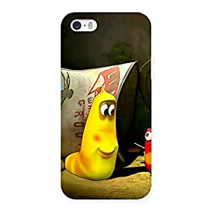 Naughty Friendly Cartoon Back Case Cover for iPhone 5 5S