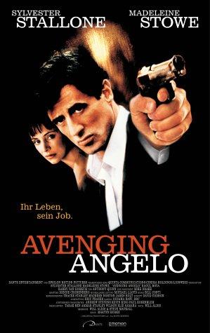 Avenging Angelo [VHS]