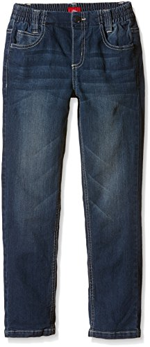 s.Oliver 5-Pocket Jeans, Bambino, Blu (blue denim stretch 57Z7), 8 anni (128 cm)
