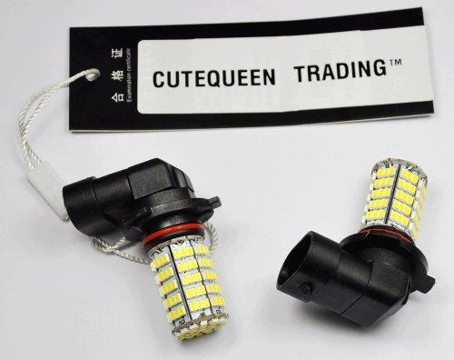 Cutequeen Led Car Lights Bulb H11 3020 1206 127Smd Led 127-Smd Lamps & Bulbs 12V Lamp Car Fog Light Bulbs New