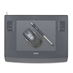 Wacom Intuos3 6 x 8-Inch Pen Tablet