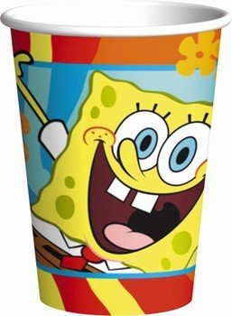 SpongeBob 'Buddies' Paper Cups (8ct)