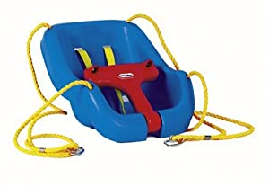 Little Tikes 2-in-1 Snug & Secure Swing