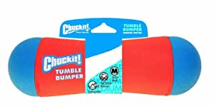 Chuckit Tumble Bumper Toy for Dogs, Medium