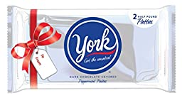 YORK Holiday Peppermint Patties, 1 Pound