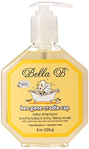 Bella B Bee Gone Cradle Cap Baby Shampoo 8 Oz by Learning Curve