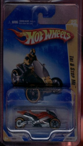 Hot Wheels 2009-022/190 NEW Models TRI & Stop Me 22/42 1:64 Scale RED - 1
