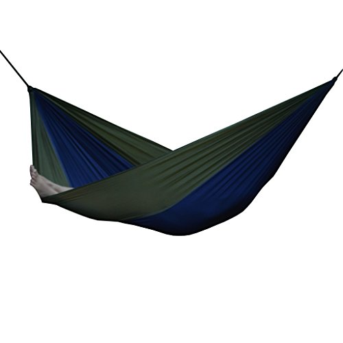 Parachute Nylon Hammock — Double