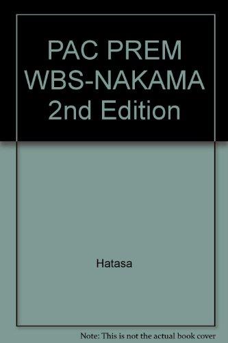 PAC PREM WBS-NAKAMA 2nd Edition